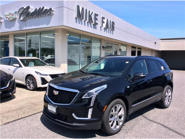 2021 Cadillac XT5 Premium Luxury (Stk: 21320) in Smiths Falls - Image 1 of 11