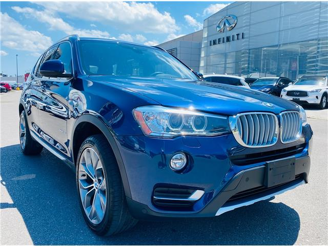2017 BMW X3 xDrive28i (Stk: H9759A) in Thornhill - Image 1 of 26