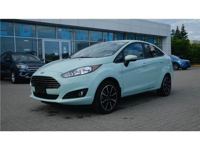 2017 Ford Fiesta SE (Stk: 960670) in Ottawa - Image 1 of 12