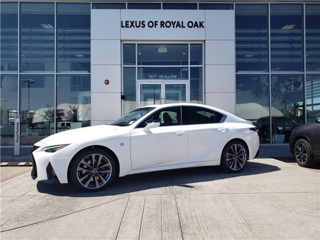 2021 Lexus IS 300 Base (Stk: L21464) in Calgary - Image 1 of 11