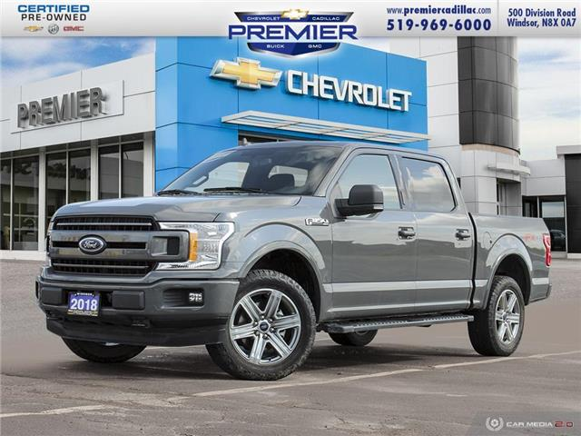 2018 Ford F-150  (Stk: 210715A) in Windsor - Image 1 of 30
