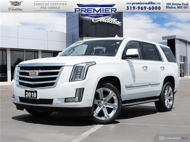 2018 Cadillac Escalade Luxury (Stk: 210703A) in Windsor - Image 1 of 30