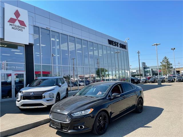 2014 Ford Fusion Titanium (Stk: 23035A) in Edmonton - Image 1 of 29