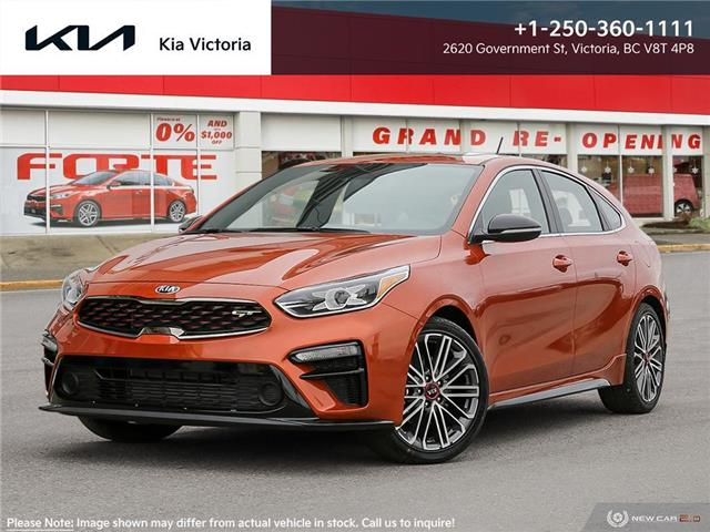 2021 Kia Forte5 GT Limited (Stk: FO21-200) in Victoria - Image 1 of 23