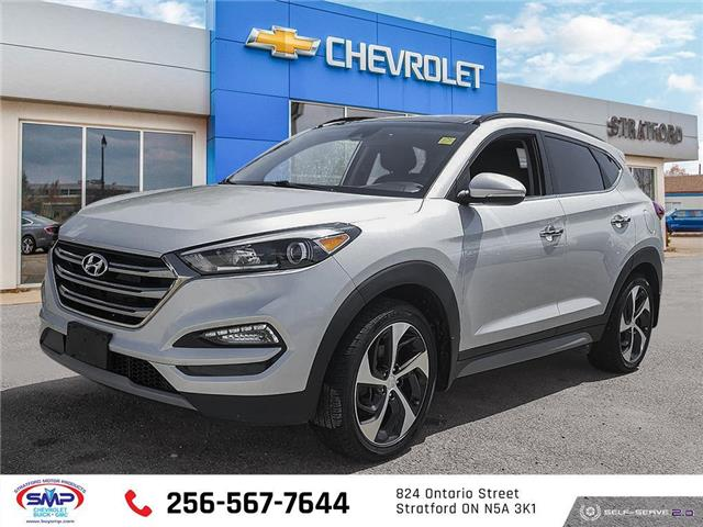 2017 Hyundai Tucson Ultimate (Stk: TC2885B) in Stratford - Image 1 of 26