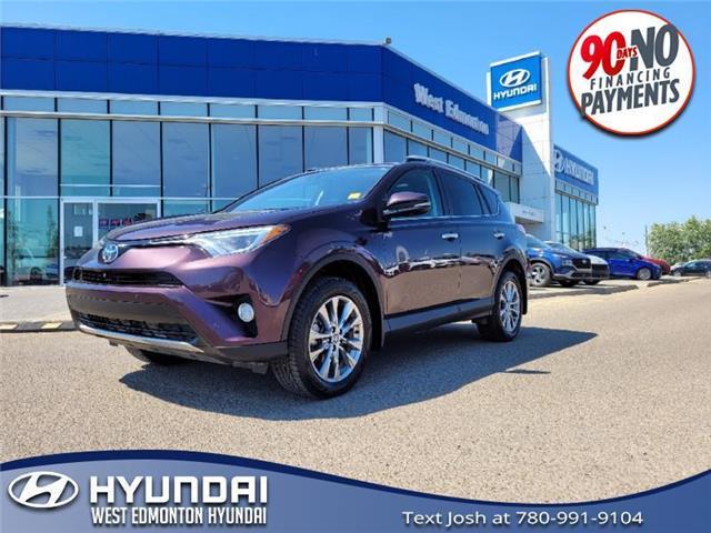 2016 Toyota RAV4 Limited (Stk: 18946A) in Edmonton - Image 1 of 20