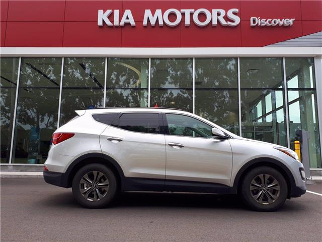 2014 Hyundai Santa Fe Sport 2.4 Premium (Stk: S6958B) in Charlottetown - Image 1 of 27