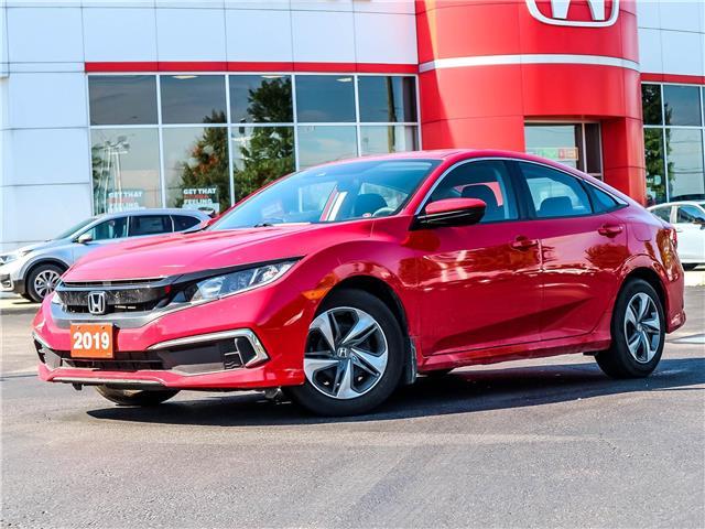 2019 Honda Civic LX (Stk: 3903) in Milton - Image 1 of 1