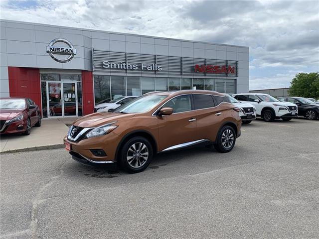 2015 Nissan Murano SL (Stk: 21-274A1) in Smiths Falls - Image 1 of 17