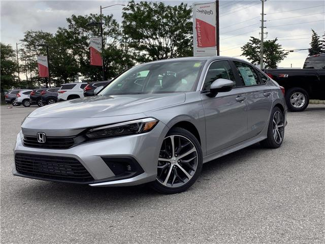 2022 Honda Civic Touring (Stk: 11-22032) in Barrie - Image 1 of 26
