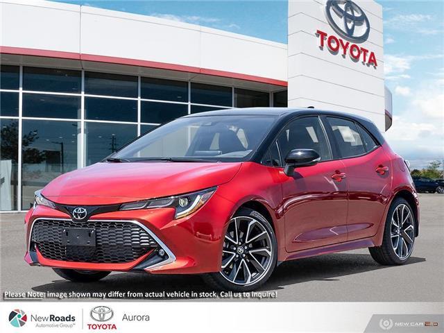 2021 Toyota Corolla Hatchback Base (Stk: 32597) in Aurora - Image 1 of 23