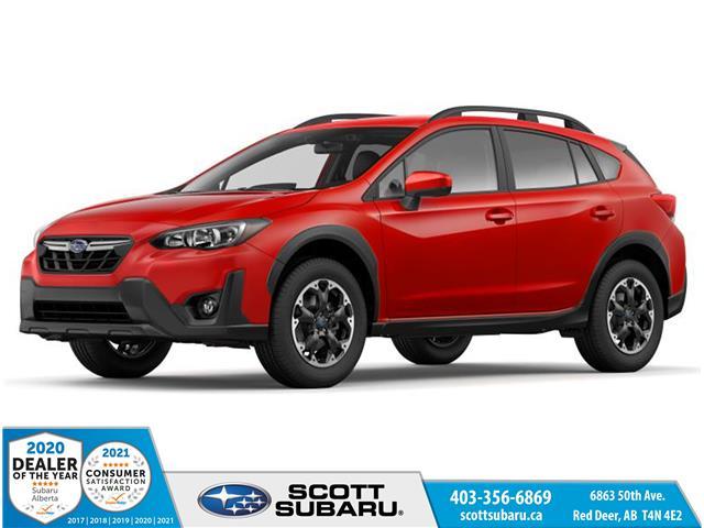 2021 Subaru Crosstrek Touring (Stk: 345227) in Red Deer - Image 1 of 10