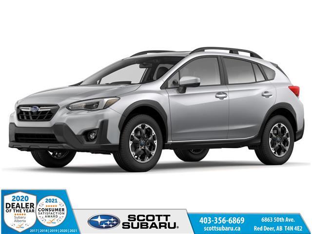 2021 Subaru Crosstrek Sport (Stk: 348844) in Red Deer - Image 1 of 10