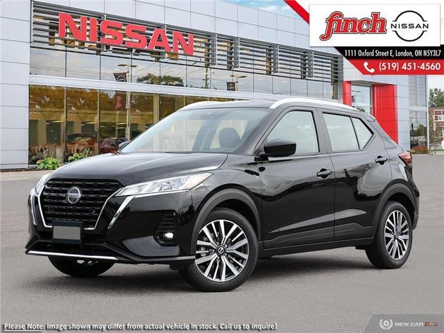 2021 Nissan Kicks SV (Stk: 10028) in London - Image 1 of 23