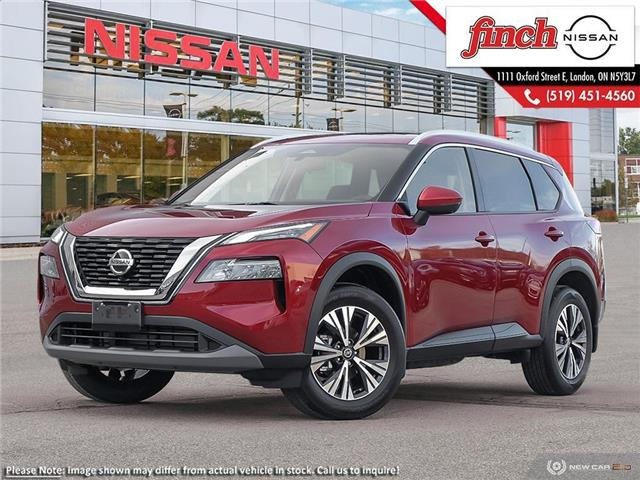 2021 Nissan Rogue SV (Stk: 16143) in London - Image 1 of 23
