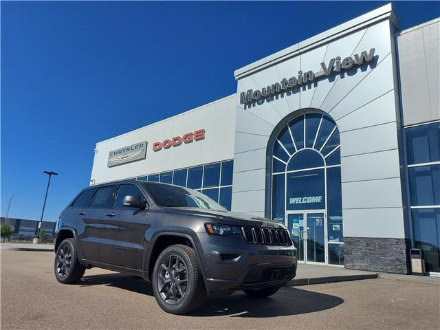 2021 Jeep Grand Cherokee Limited (Stk: AM088) in Olds - Image 1 of 27