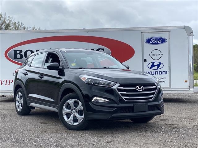 2018 Hyundai Tucson Base 2.0L (Stk: 00U018) in Midland - Image 1 of 12