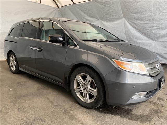 2011 Honda Odyssey Touring (Stk: IU2387) in Thunder Bay - Image 1 of 21