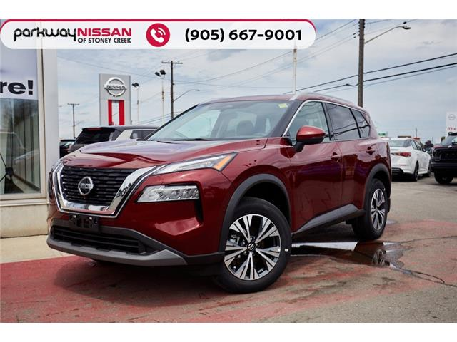 2021 Nissan Rogue SV (Stk: N21286) in Hamilton - Image 1 of 27