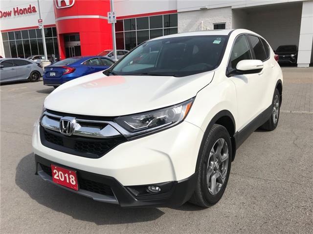 2018 Honda CR-V EX (Stk: VA4122) in Ottawa - Image 1 of 18