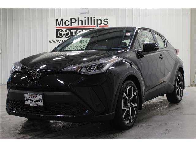 2021 Toyota C-HR XLE Premium (Stk: 1124707) in Winnipeg - Image 1 of 19