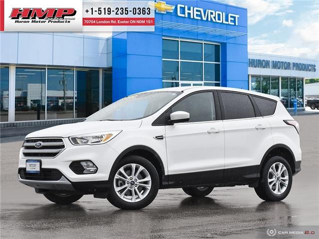 2017 Ford Escape SE (Stk: 91010) in Exeter - Image 1 of 27