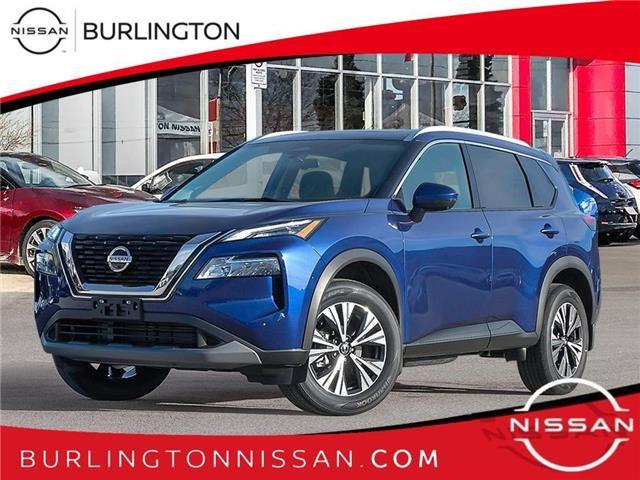 2021 Nissan Rogue SV (Stk: B3176) in Burlington - Image 1 of 23