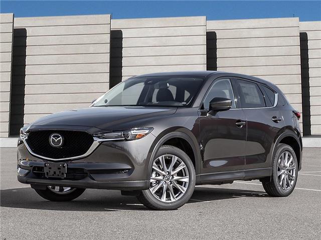2021 Mazda CX-5 GT w/Turbo (Stk: 211668) in Toronto - Image 1 of 23