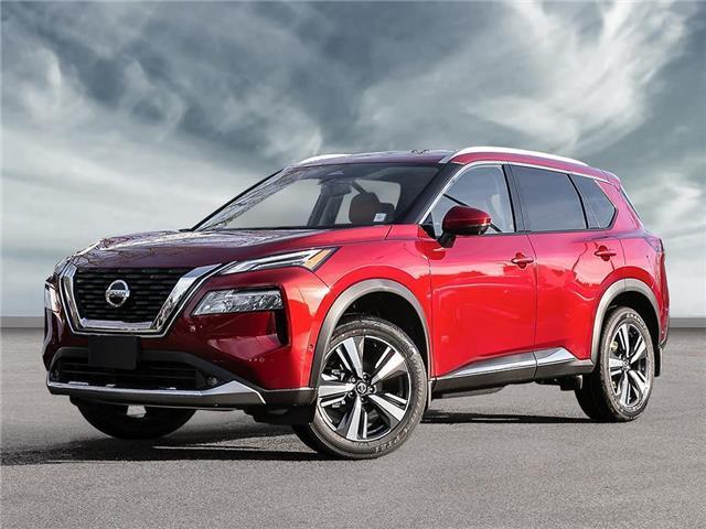 2021 Nissan Rogue Platinum (Stk: 12010) in Sudbury - Image 1 of 10