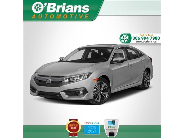 2018 Honda Civic EX-T (Stk: 14658A) in Saskatoon - Image 1 of 1