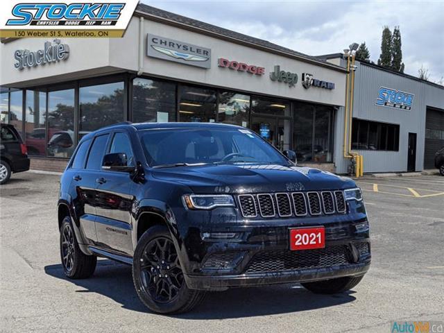 2021 Jeep Grand Cherokee Limited (Stk: 36611) in Waterloo - Image 1 of 16