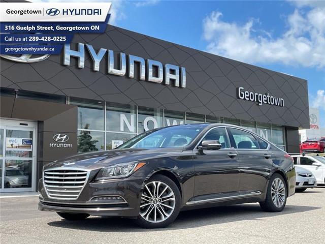 2016 Hyundai Genesis 3.8 Premium (Stk: U43) in Georgetown - Image 1 of 28