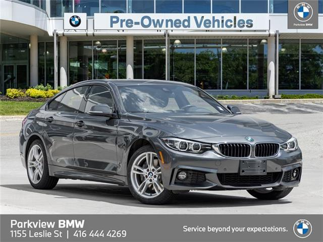 2019 BMW 430i xDrive Gran Coupe (Stk: PP9776A) in Toronto - Image 1 of 23