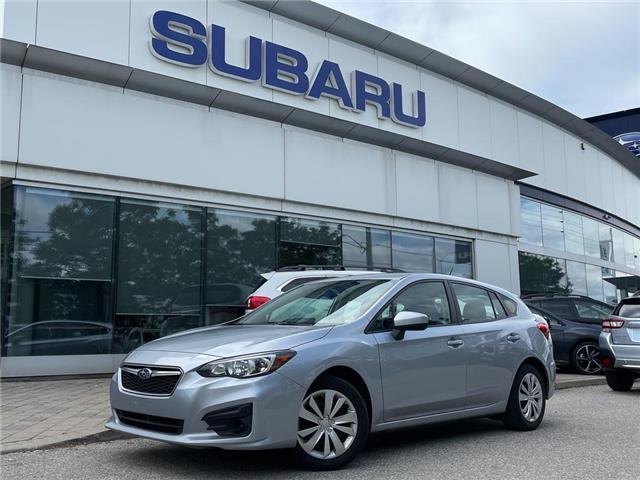 2018 Subaru Impreza Convenience (Stk: P4968) in Mississauga - Image 1 of 3