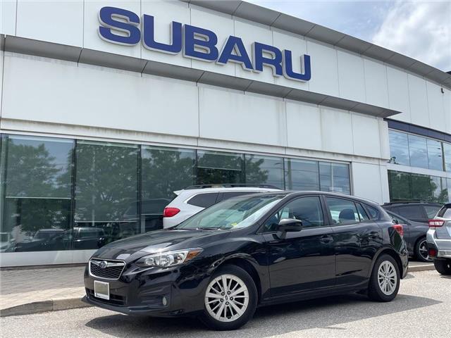 2017 Subaru Impreza Touring (Stk: P4970) in Mississauga - Image 1 of 3
