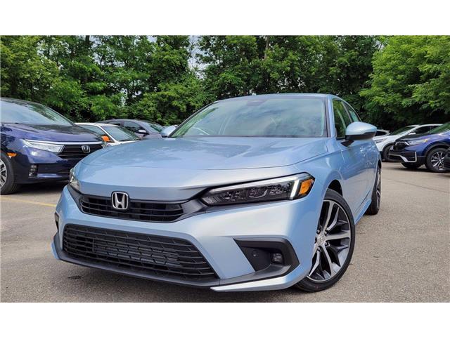 2022 Honda Civic Touring (Stk: 11345) in Brockville - Image 1 of 30