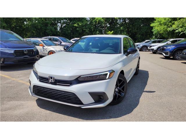 2022 Honda Civic Sedan Sport (Stk: 11340) in Brockville - Image 1 of 28