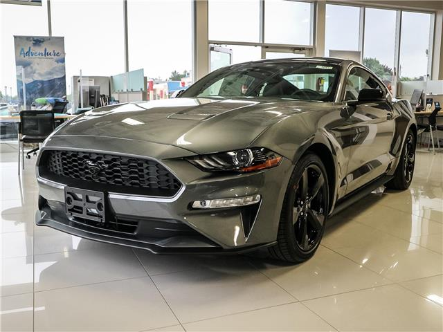 2021 Ford Mustang EcoBoost Premium (Stk: 21M1085) in Stouffville - Image 1 of 14