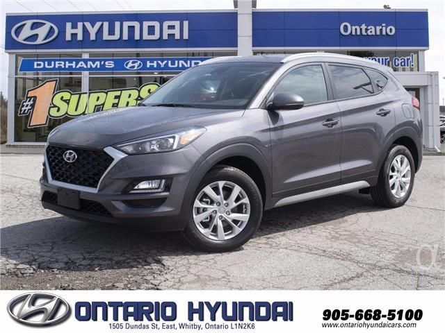 2021 Hyundai Tucson Preferred (Stk: 13-397787) in Whitby - Image 1 of 20