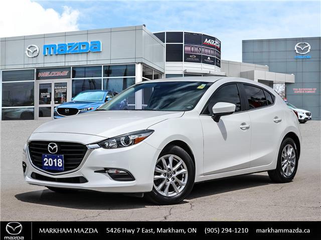 2018 Mazda Mazda3 Sport  (Stk: P2087) in Markham - Image 1 of 27