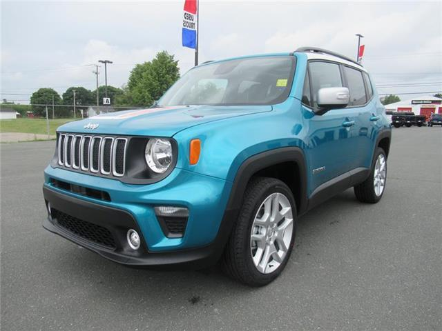 2021 Jeep Renegade North (Stk: 2021-T101) in Bathurst - Image 1 of 18