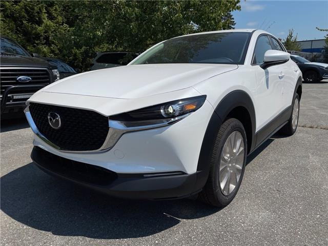 2021 Mazda CX-30 GS (Stk: 264987) in Surrey - Image 1 of 5