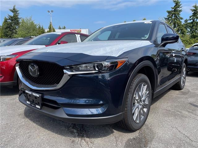 2021 Mazda CX-5 GS (Stk: 420933) in Surrey - Image 1 of 5