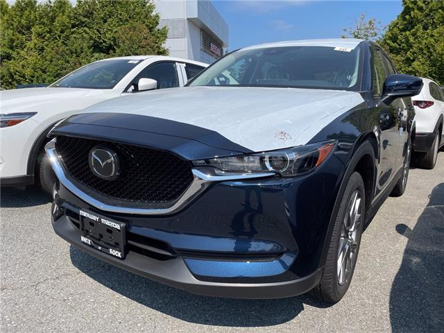 2021 Mazda CX-5 GS (Stk: 418968) in Surrey - Image 1 of 5