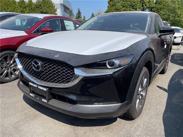 2021 Mazda CX-30 GS (Stk: 266043) in Surrey - Image 1 of 5