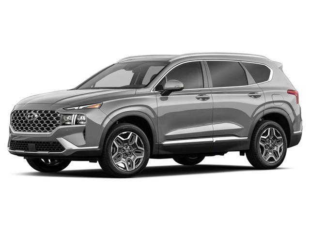 2021 Hyundai Santa Fe HEV Luxury (Stk: 40509) in Saskatoon - Image 1 of 2