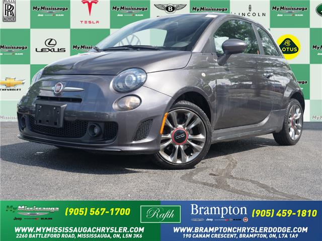 2016 Fiat 500 Turbo (Stk: 1570) in Mississauga - Image 1 of 23