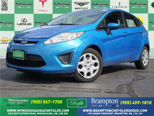 2013 Ford Fiesta SE (Stk: 1569) in Mississauga - Image 1 of 6