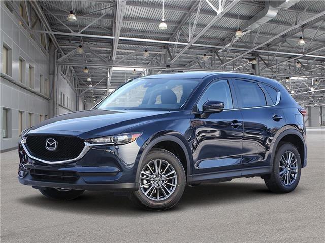 2021 Mazda CX-5 GS (Stk: 21-1663) in Ajax - Image 1 of 23