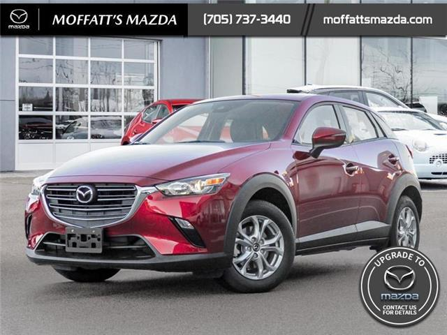 2021 Mazda CX-3 GS (Stk: P9113) in Barrie - Image 1 of 23